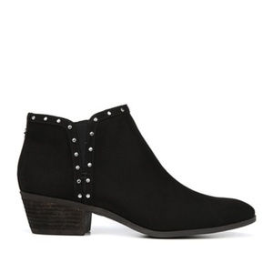 New Circus by Sam Edelman Phyllis Blk Ankle Boots